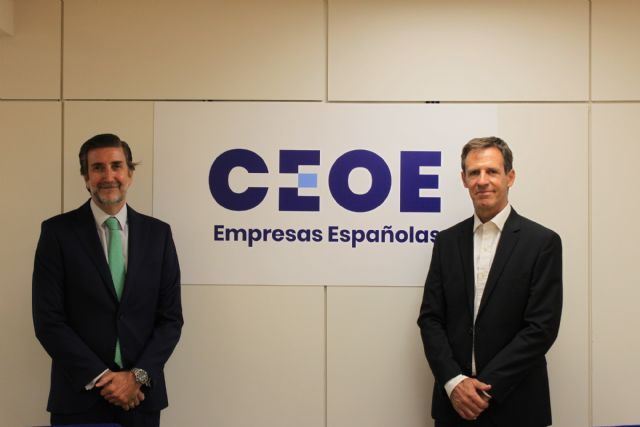 ANEFHOP, nuevo miembro de la organización empresarial CEOE - 1, Foto 1