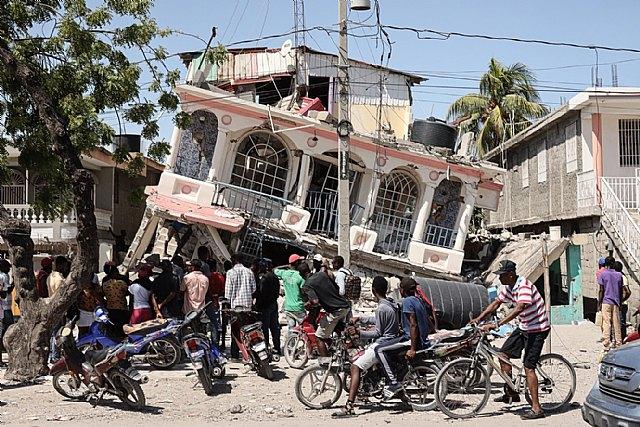Terremoto en Haití: no es el momento de que el mundo dé la espalda a Haití - 1, Foto 1