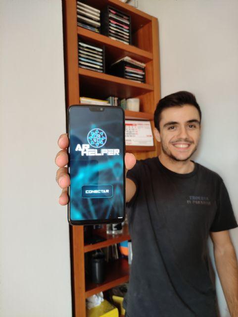 Desarrolla una aplicación móvil que permite la asistencia remota a través del uso de realidad aumentada - 2, Foto 2