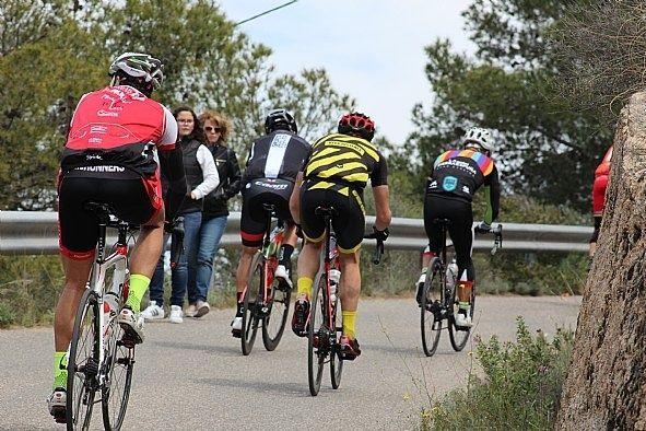 Se solicita la colocación de la señalización necesaria de peligro y advertencia en varias carreteras de Totana muy frecuentadas por ciclistas - 2, Foto 2