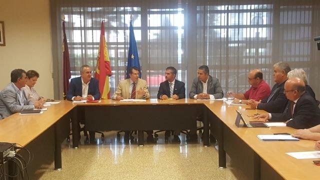 La Comunidad sigue recogiendo propuestas para el documento final del Pacto Regional del Agua