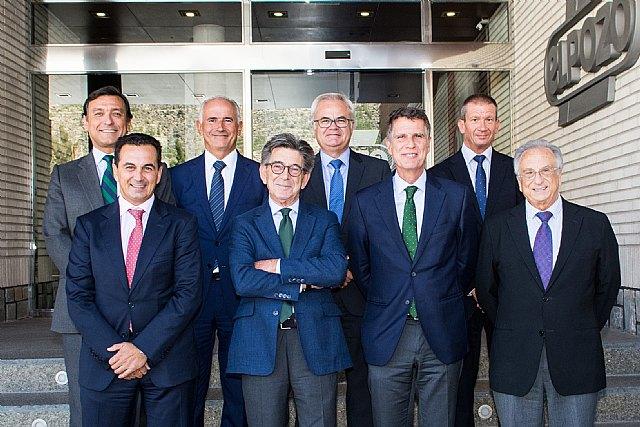 ElPozo Alimentación acoge la reunión del consejo consultivo de la territorial este de Banco Sabadell, Foto 1
