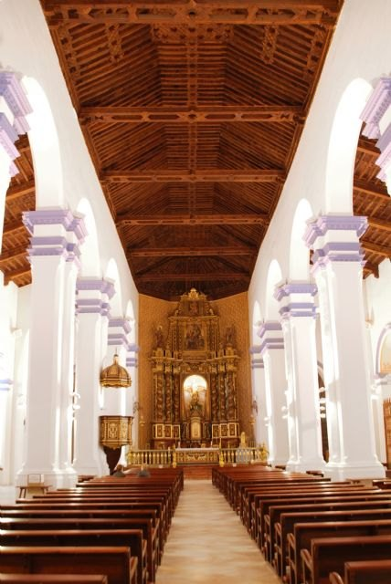La Ciudad de Totana conmemora el 450 aniversario de la consagración del templo parroquial de Santiago El Mayor, Foto 1