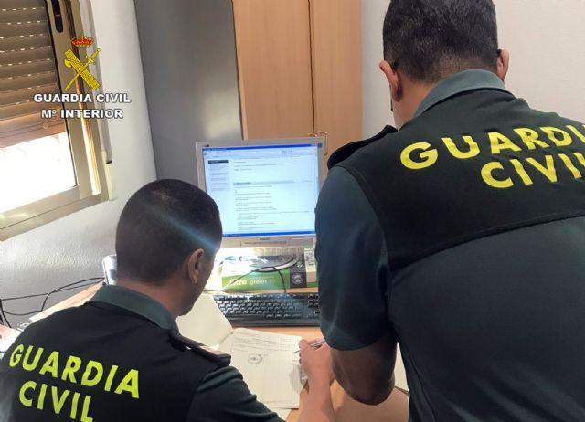 La Guardia Civil detiene a un vecino de Mula dedicado a estafar a través de Internet - 1, Foto 1
