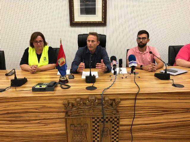 La Junta de Gobierno Local solicita la declaración de Zona afectada gravemente por emergencia de Protección Civil para el municipio de Torre Pacheco - 1, Foto 1