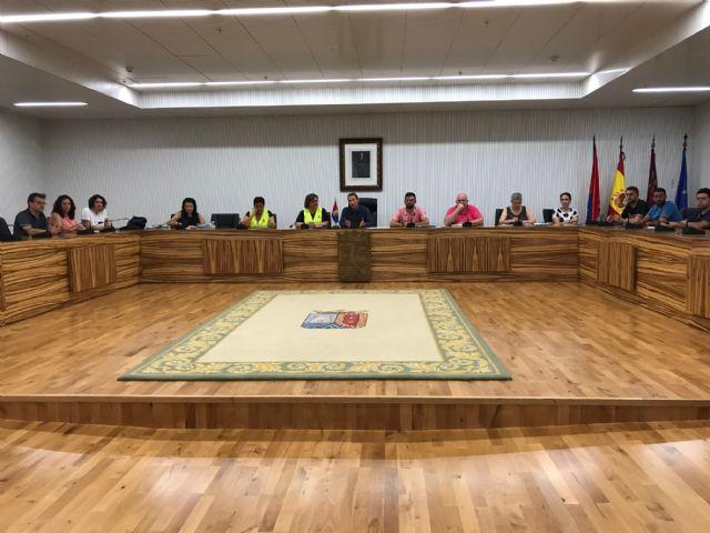 La Junta de Gobierno Local solicita la declaración de Zona afectada gravemente por emergencia de Protección Civil para el municipio de Torre Pacheco - 3, Foto 3