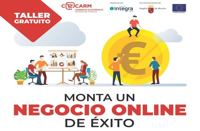 """Start a successful online business"" is the new free workshop of CECARM that will be developed in the CDL"