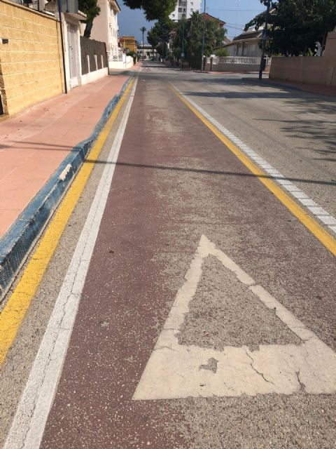 El PSOE denuncia el escaso y pésimo servicio de autobuses de San Javier - 1, Foto 1