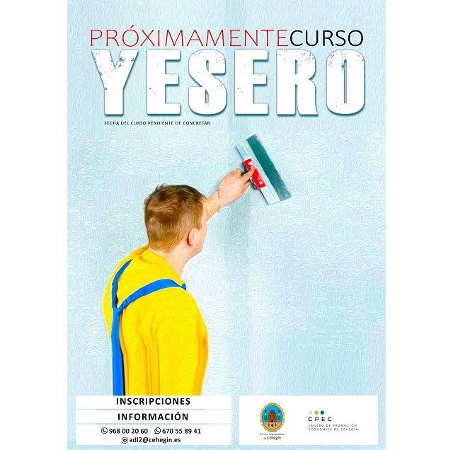 La concejalía de Empleo impartirá próximamente un curso de Yesero - 1, Foto 1