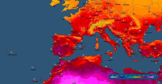 Mapa interactivo de temperatura a escala mundial - 3, Foto 3