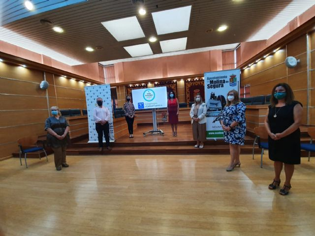 Molina de Segura recibe el Sello Safe Tourism y el Ayuntamiento se adhiere al Sistema Integral de Calidad Turística Española de Destinos - 5, Foto 5