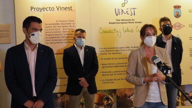 El Eurodiputado Marcos Ros visita Bullas para informar de las ayudas europeas destinadas a los municipios - 1, Foto 1