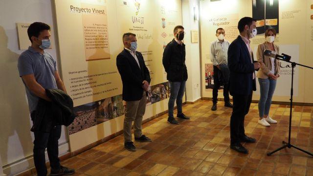 El Eurodiputado Marcos Ros visita Bullas para informar de las ayudas europeas destinadas a los municipios - 2, Foto 2