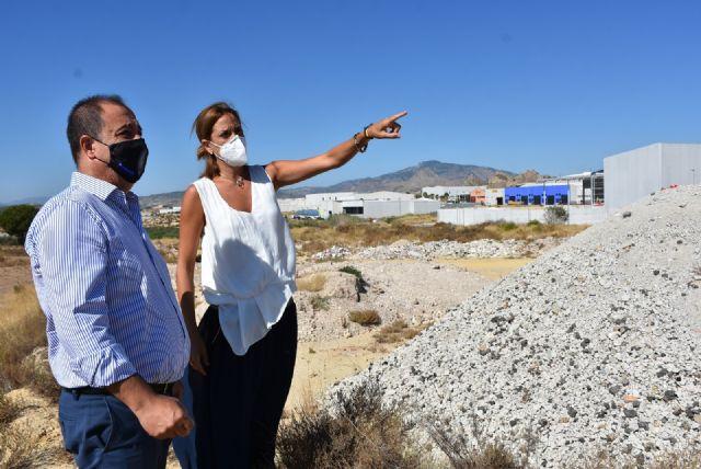 Empieza a rodar el Plan Archena Ciudad Industrial con una ampliación de más de 100.000 metros cuadrados en el Polígono Industrial de La Capellanía - 1, Foto 1