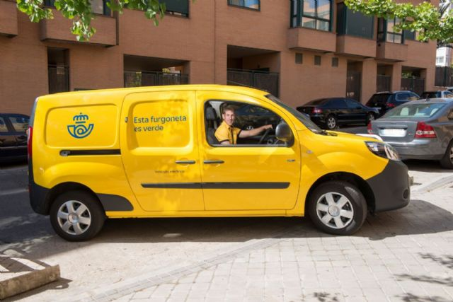 Correos participa en el Green Postal Day - 1, Foto 1