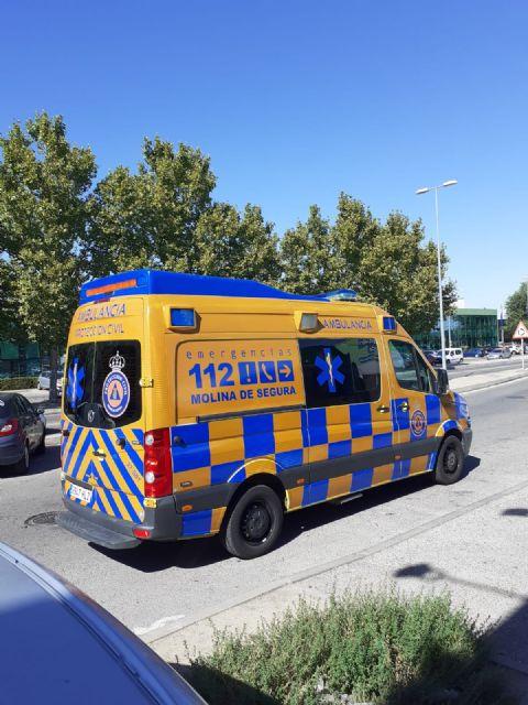 El Ayuntamiento de Molina de Segura adquiere una ambulancia para soporte vital básico destinada a la Unidad Sanitaria de Protección Civil del municipio - 1, Foto 1