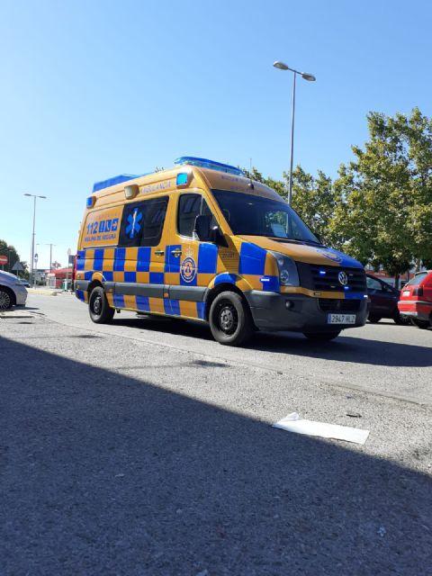 El Ayuntamiento de Molina de Segura adquiere una ambulancia para soporte vital básico destinada a la Unidad Sanitaria de Protección Civil del municipio - 2, Foto 2