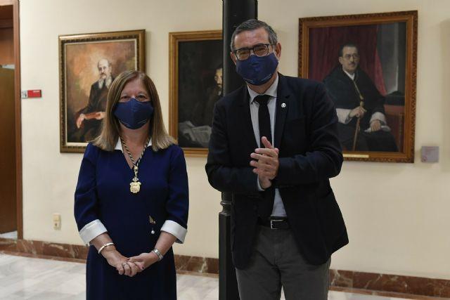 Toma de posesión del equipo decanal de la Facultad de Biología de la Universidad de Murcia - 1, Foto 1