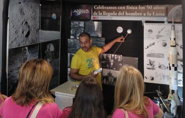 El profesor de la UMU Antonio Guirao recibe el premio de la Real Sociedad Española de Física-Fundación BBVA por su labor divulgadora - 1, Foto 1
