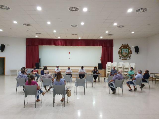 El equipo de Gobierno inicia en El Mirador una ronda de visitas a las pedanías - 1, Foto 1