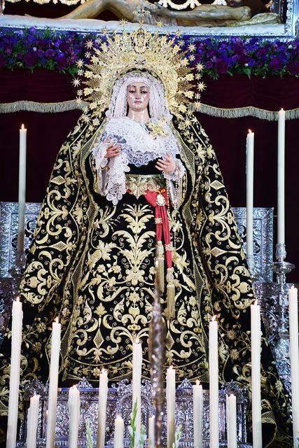 Altar de los Dolores Glorioso de Ntra. Sra. y Solemne Quinario en Honor del Señor de la Misericordia de Alcalá del Río - 2, Foto 2