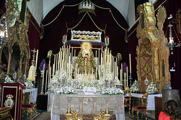 Altar de los Dolores Glorioso de Ntra. Sra. y Solemne Quinario en Honor del Señor de la Misericordia de Alcalá del Río - 3, Foto 3