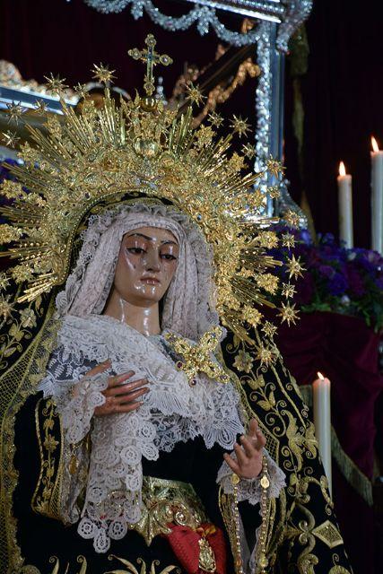Altar de los Dolores Glorioso de Ntra. Sra. y Solemne Quinario en Honor del Señor de la Misericordia de Alcalá del Río - 4, Foto 4