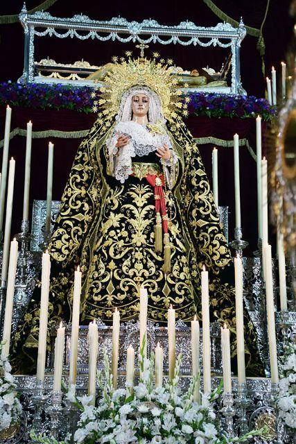 Altar de los Dolores Glorioso de Ntra. Sra. y Solemne Quinario en Honor del Señor de la Misericordia de Alcalá del Río - 5, Foto 5