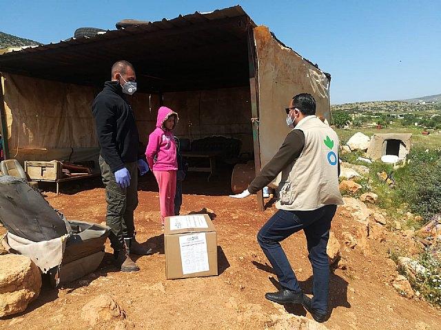 Gaza afronta el inicio de la transmisión comunitaria con un suministro muy limitado de agua y medicamentos - 1, Foto 1