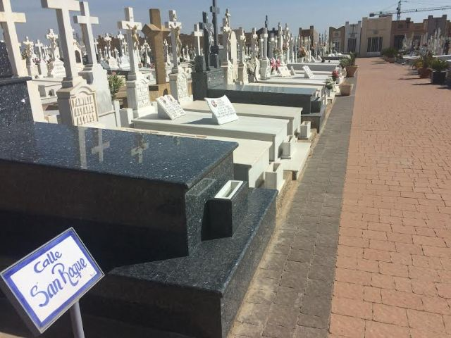 The City Council will hold a tribute to the memory of the eleven neighbors of Totana and Aledo shot in October 1939 in the southern wall of the municipal cemetery, Foto 1