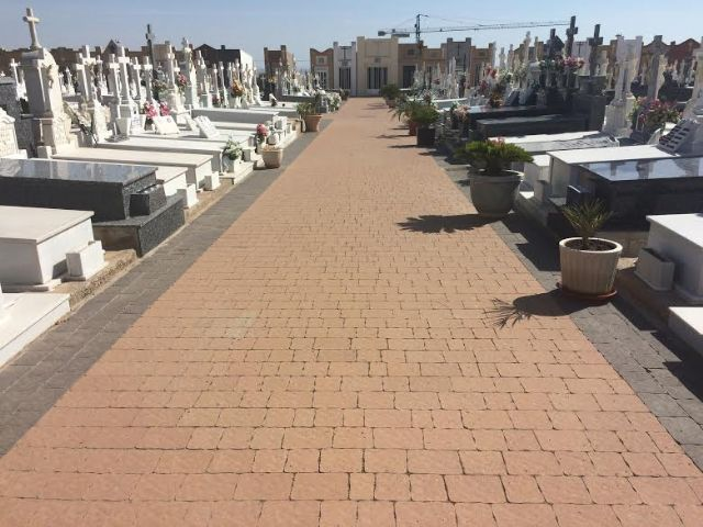 The City Council will hold a tribute to the memory of the eleven neighbors of Totana and Aledo shot in October 1939 in the southern wall of the municipal cemetery, Foto 2