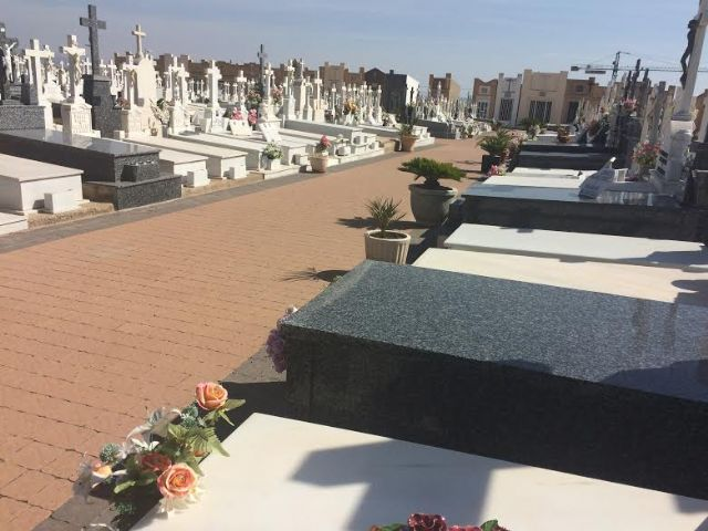 The City Council will hold a tribute to the memory of the eleven neighbors of Totana and Aledo shot in October 1939 in the southern wall of the municipal cemetery, Foto 3