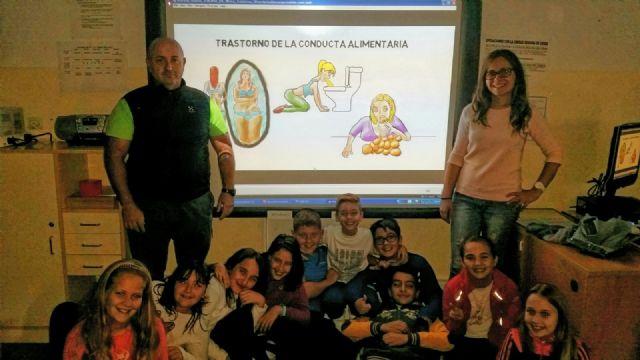 Comienzo del taller trastornos alimenticios en centros educativos - 2, Foto 2