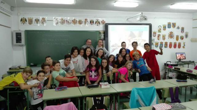 Comienzo del taller trastornos alimenticios en centros educativos - 3, Foto 3