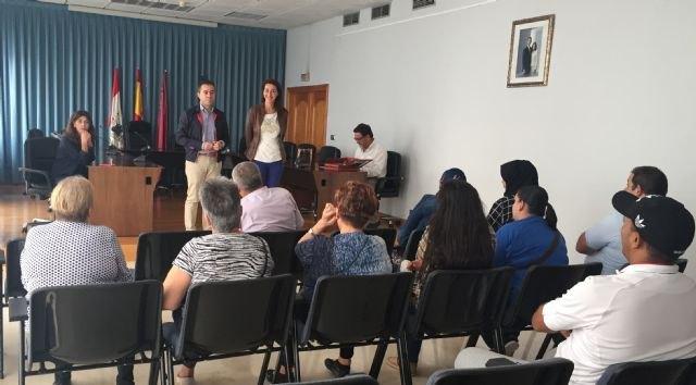 La Consejería de Fomento rehabilitará un grupo de 68 viviendas de promoción pública en el casco urbano de Lorquí - 1, Foto 1