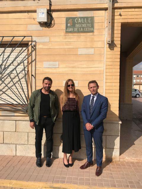 Laura de la Cierva visita Torre-Pacheco para conocer la relación de su familia con el municipio - 2, Foto 2