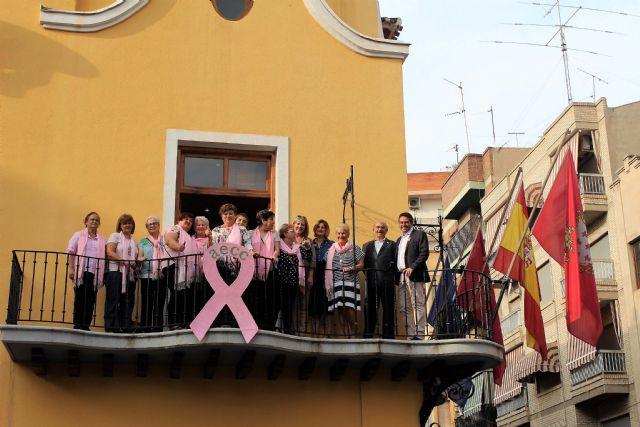 Alcantarilla conmemora en sus calles el Día Mundial contra el Cáncer de Mama, Tu Lucha es mi Lucha - 2, Foto 2