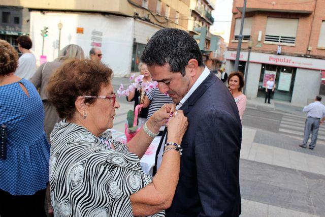 Alcantarilla conmemora en sus calles el Día Mundial contra el Cáncer de Mama, Tu Lucha es mi Lucha - 5, Foto 5