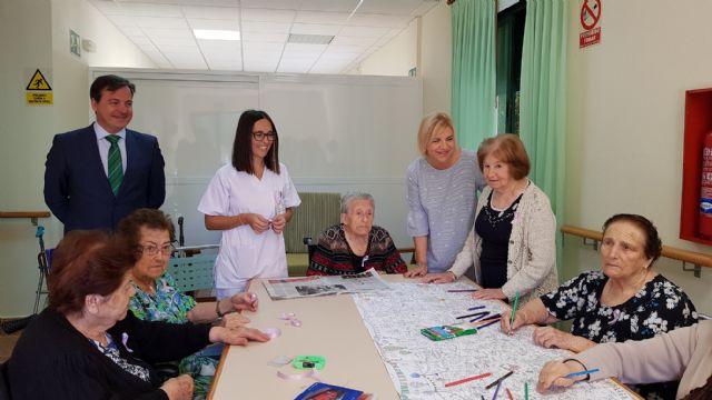 La Comunidad aporta 400.000 euros para 16 nuevas plazas en la residencia de mayores ´San Agustín´ de Fuente Álamo - 1, Foto 1