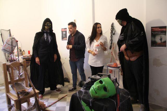 La Casa del Cura acoge una nueva edición de la 'Noche de Ánimas' lumbrerense - 1, Foto 1