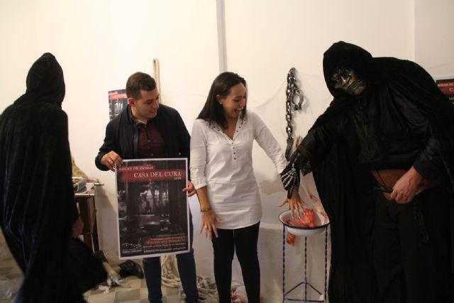 La Casa del Cura acoge una nueva edición de la 'Noche de Ánimas' lumbrerense - 2, Foto 2