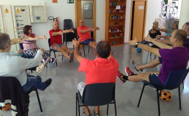 Arrancan los programas de Gimnasia para Personas Mayores y Discapacitados, respectivamente