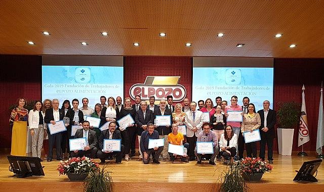 La Fundación de Trabajadores de eLPOZO ALIMENTACIÓN entrega sus ayudas anuales a proyectos sociales, Foto 2