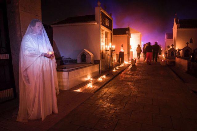 Don Juan Tenorio vuelve al cementerio de San Javier - 1, Foto 1