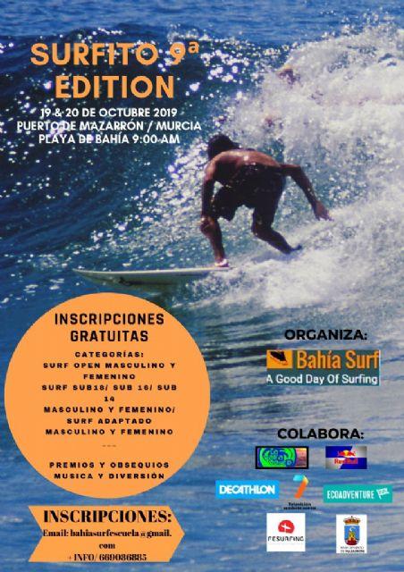 La 9ª edición del surfito se abre al surf adaptado, Foto 2