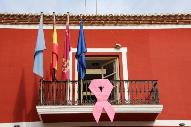Alhama conmemora el Día Mundial de la Lucha contra el Cáncer de Mama, Foto 1