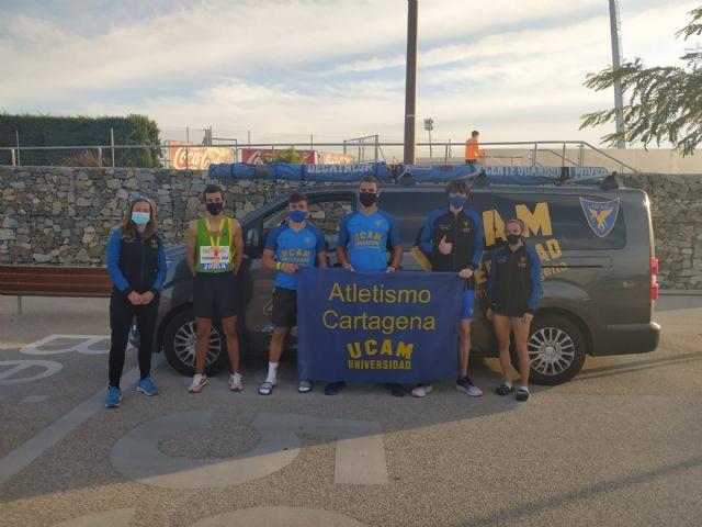 Futuro prometedor en el UCAM Atletismo Cartagena - 3, Foto 3