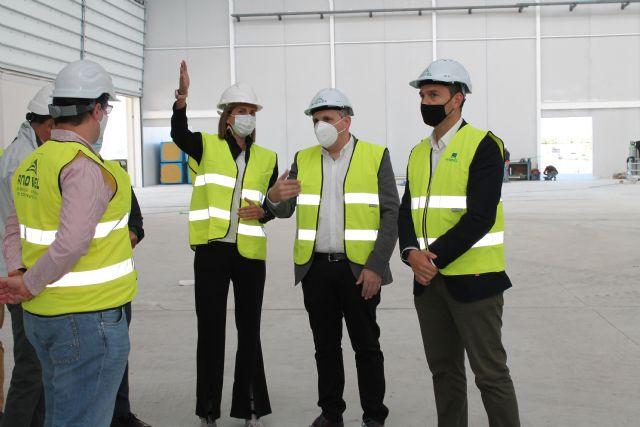 La empresa 'Frutas Buendía' invierte más de 12 millones de euros en sus nuevas instalaciones del polígono industrial de Archena - 1, Foto 1