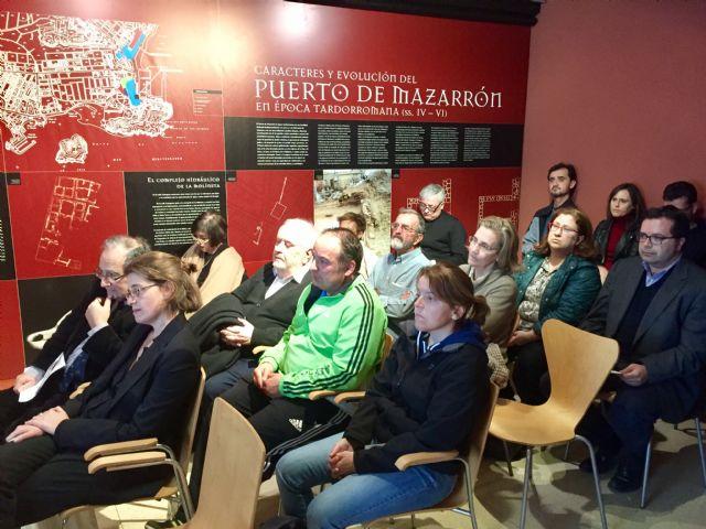 Expertos internacionales abordan en Mazarrón la importancia de las fronteras históricas en los mundos ibérico y mediterráneo, Foto 2