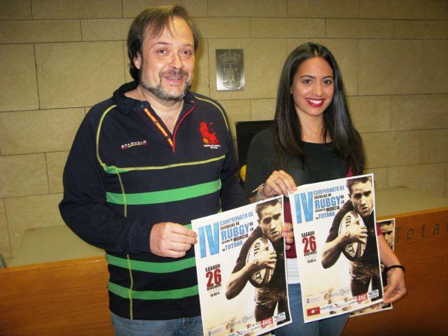 Video. IV Campeonato de Escuelas de Rugby de la Región de Murcia